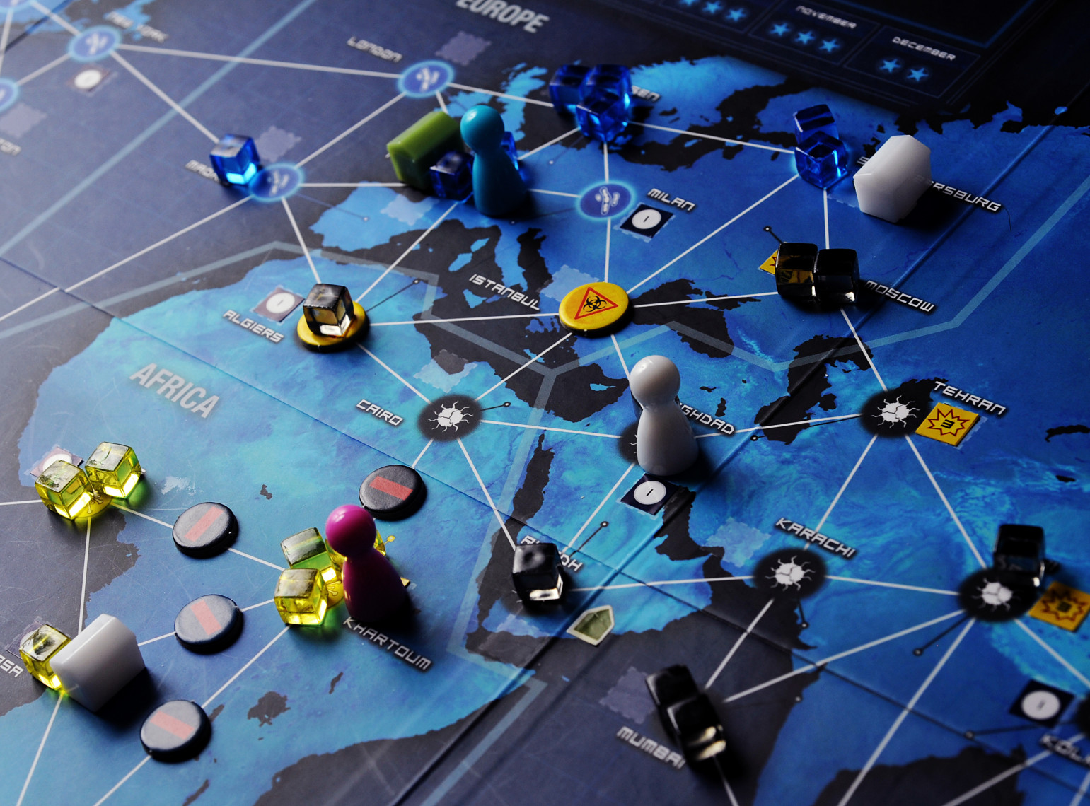 The Board Game Rennaisance in the Face of The Digital Revolution
