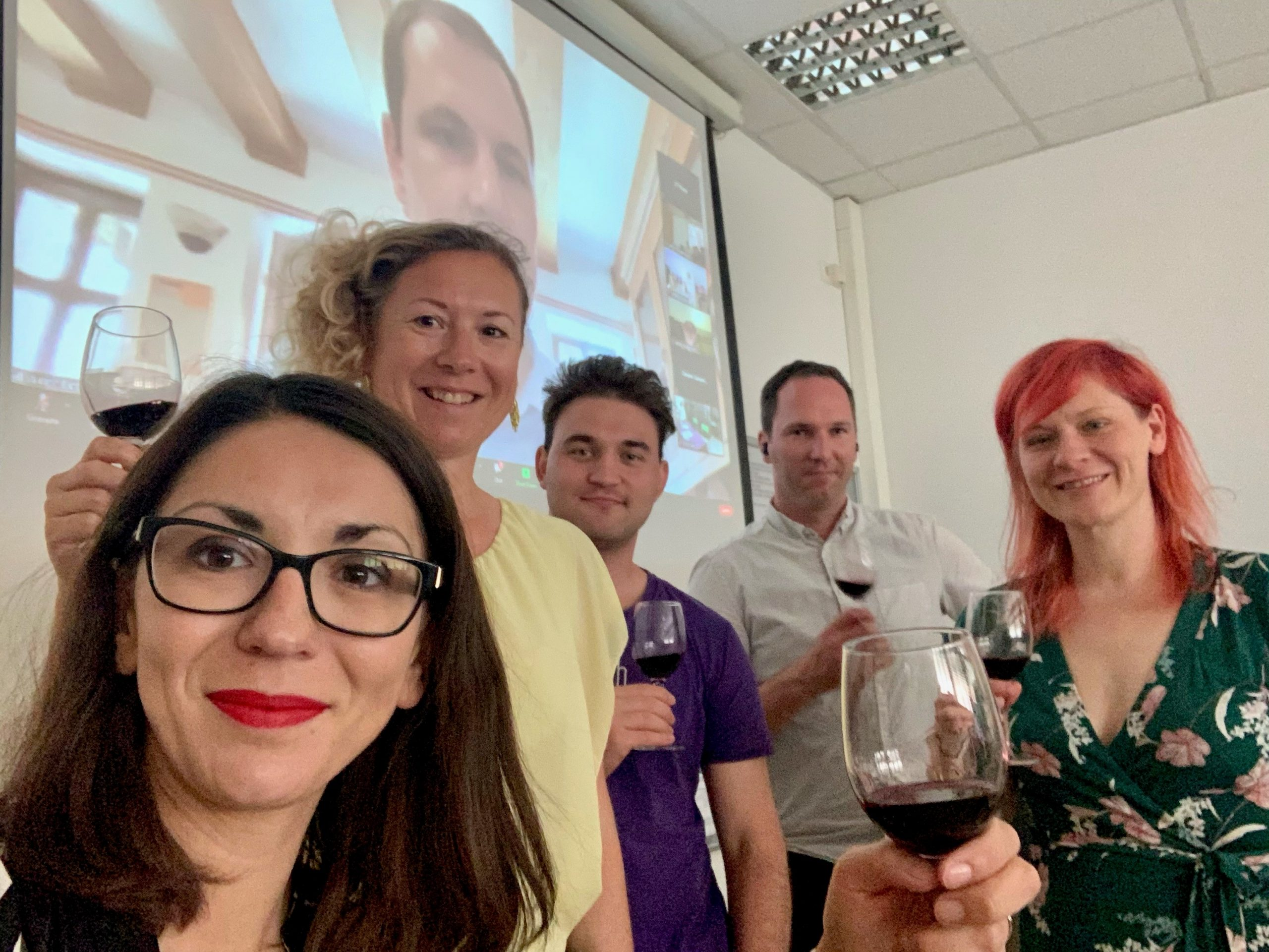 Virtual Wine Tasting – when digital technologies and wine come together